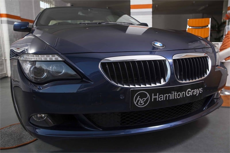 2008 08 BMW 635D SPORT AUTO COUPE: SOLD – Hamilton Grays
