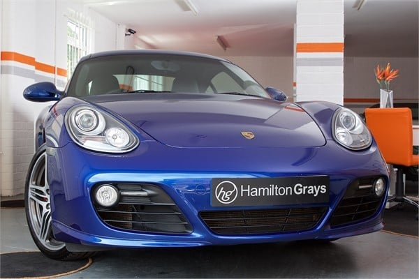 2010 59 porsche cayman s gen ii pdk sold hamilton grays. Black Bedroom Furniture Sets. Home Design Ideas