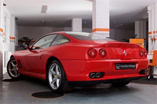 1998 R FERRARI 550 MARANELLO 7