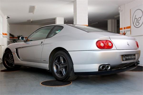 1999 V FERRARI F456M GTA COUPE AUTOMATIC 7