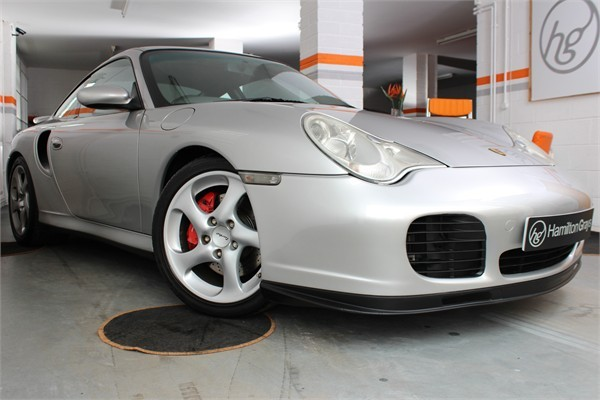 2000 X PORSCHE 996 TURBO COUPE MANUAL 6