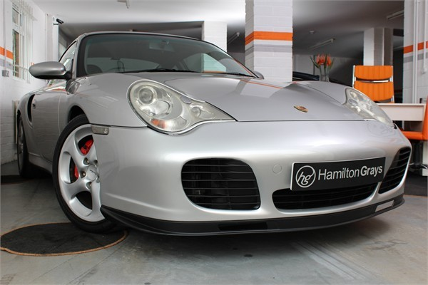 2000 X PORSCHE 996 TURBO COUPE MANUAL  1
