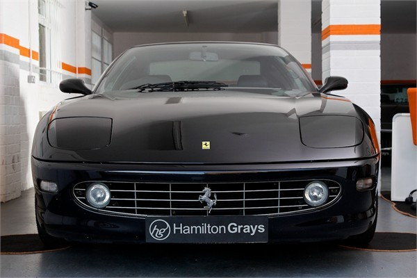 2003 03 FERRARI F456M GTA COUPE AUTOMATIC 4