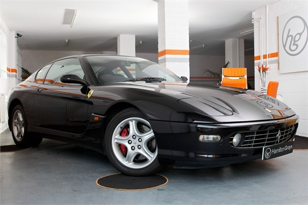 2003 03 FERRARI F456M GTA COUPE AUTOMATIC 6