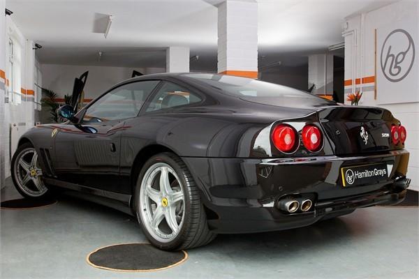 2004 54 FERRARI 575 MARANELLO F1 7