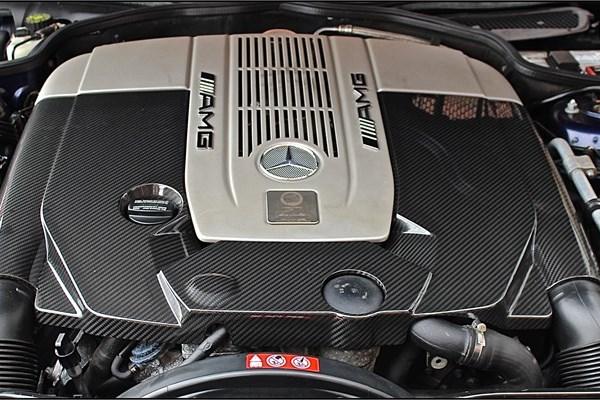 2004 54 MERCEDES SL 65 AMG 13