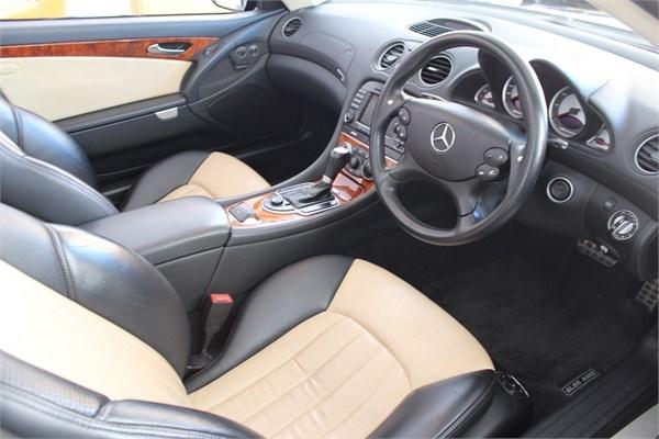 2004 54 MERCEDES SL 65 AMG 3