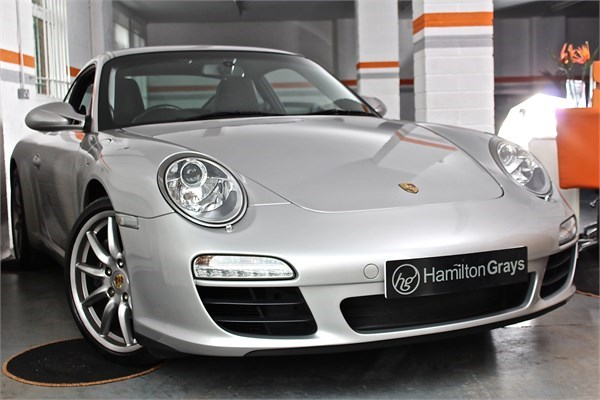 2009 09 PORSCHE 997 GEN II CARRERA 2 COUPE MANUAL 1