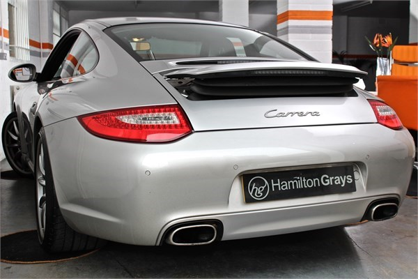 2009 09 PORSCHE 997 GEN II CARRERA 2 COUPE MANUAL 2
