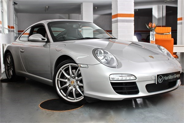 2009 09 PORSCHE 997 GEN II CARRERA 2 COUPE MANUAL 6