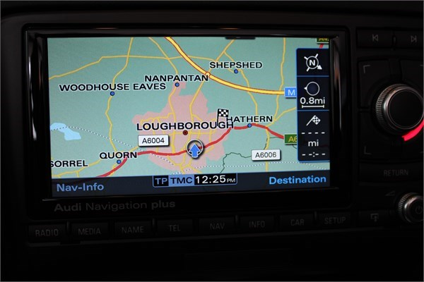 2011 11 AUDI TTRS QUATTRO S-TRONIC ROADSTER 12