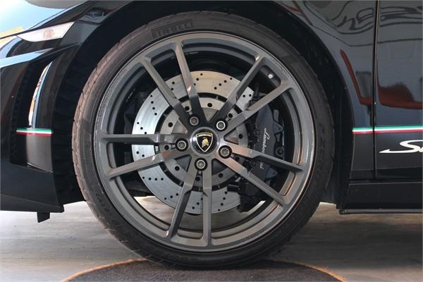 2011 11 LAMBORGHINI GALLARDO LP-570 SUPERLEGGERA E-GEAR 10
