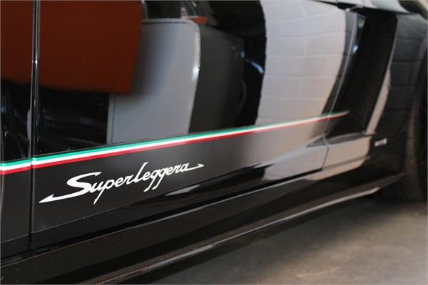 2011 11 LAMBORGHINI GALLARDO LP-570 SUPERLEGGERA E-GEAR 14
