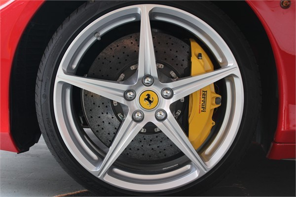 2014 14 FERRARI 458 ITALIA COUPE SOLD 10