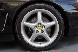 1997 R FERRARI 550 MARANELLO 10