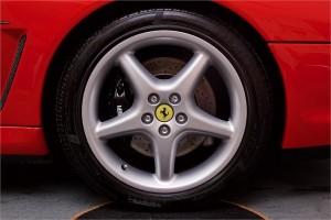 1998 R FERRARI 550 MARANELLO 10