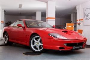 1998 R FERRARI 550 MARANELLO 6
