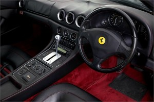 2003 03 FERRARI F456M GTA COUPE AUTOMATIC 3