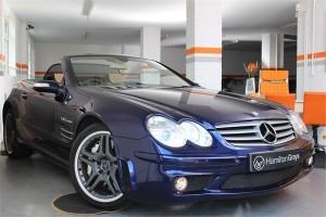 2004 54 MERCEDES SL 65 AMG 6