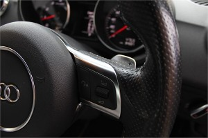2011 11 AUDI TTRS QUATTRO S-TRONIC ROADSTER 16