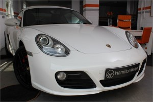 2011 11 PORSCHE CAYMAN 3.4 S MANUAL 1