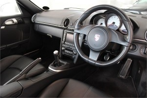 2011 11 PORSCHE CAYMAN 3.4 S MANUAL 3