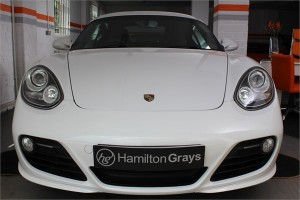 2011 11 PORSCHE CAYMAN 3.4 S MANUAL 4
