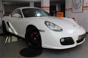 2011 11 PORSCHE CAYMAN 3.4 S MANUAL 6