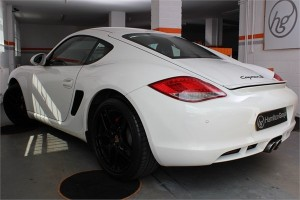 2011 11 PORSCHE CAYMAN 3.4 S MANUAL 7