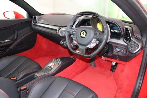 2014 14 FERRARI 458 ITALIA COUPE SOLD 3