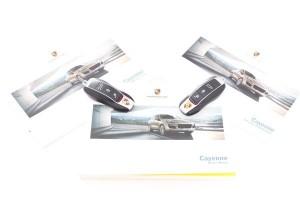2014 64 PORSCHE CAYENNE DIESEL TIPTRONIC S A 8