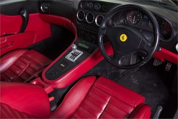 1997 R FERRARI 550 MARANELLO 3