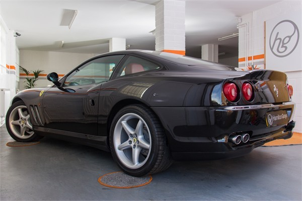 1997 R FERRARI 550 MARANELLO 7