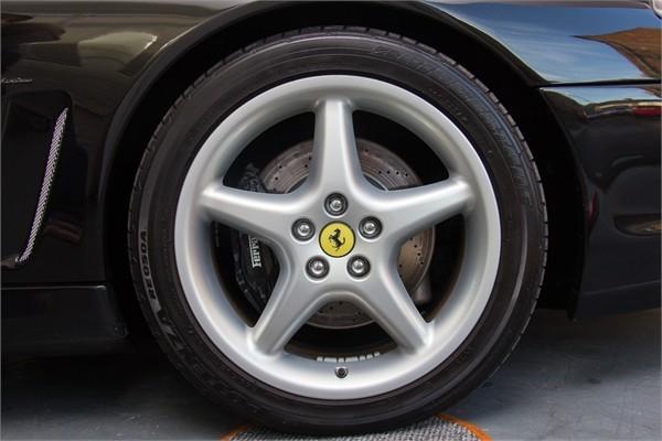 1997 R FERRARI 550 MARANELLO 8