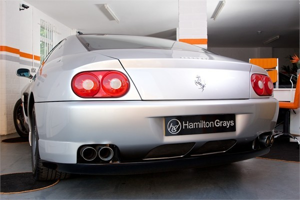 1999 V FERRARI F456M GTA COUPE AUTOMATIC 2