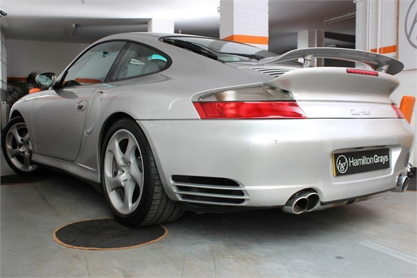 2000 X PORSCHE 996 TURBO COUPE MANUAL 7
