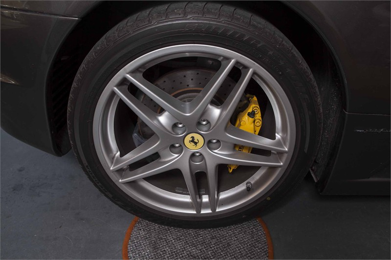 2005 55 FERRARI F430 COUPE MANUAL 10