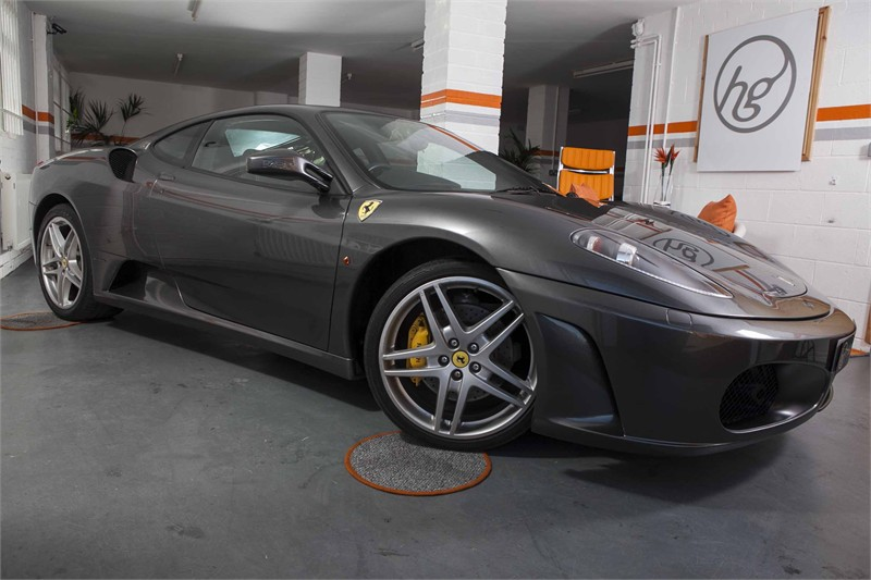 2005 55 FERRARI F430 COUPE MANUAL 6