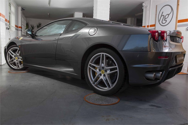 2005 55 FERRARI F430 COUPE MANUAL 7