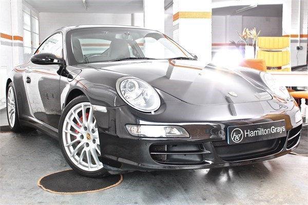 2006 06 PORSCHE 997 CARRERA 4S COUPE MANUAL 1