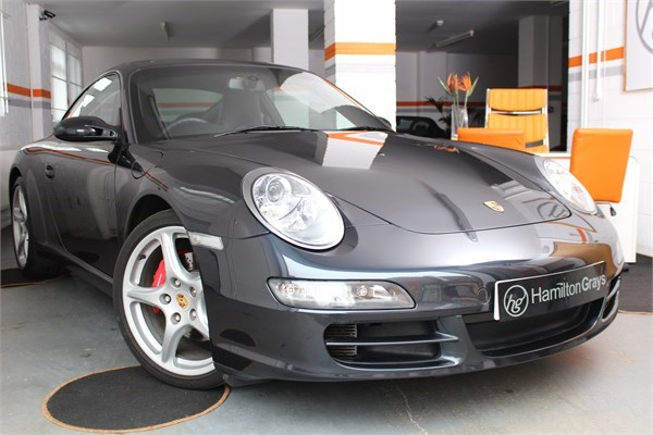 2007 07 PORSCHE 997 CARRERA 2 COUPE MANUAL 1