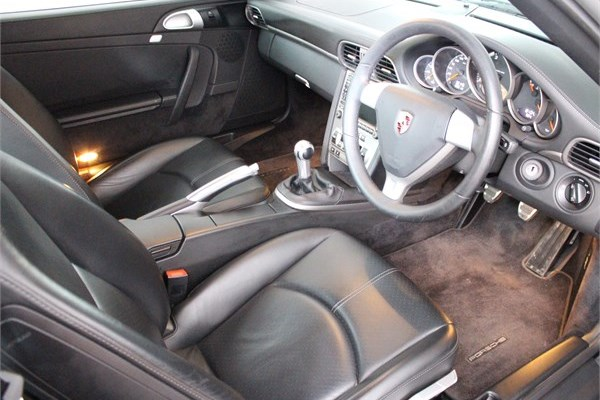 2007 07 PORSCHE 997 CARRERA 2 COUPE MANUAL 3