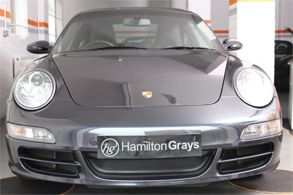 2007 07 PORSCHE 997 CARRERA 2 COUPE MANUAL 4