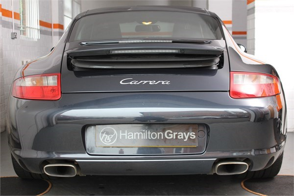 2007 07 PORSCHE 997 CARRERA 2 COUPE MANUAL 5