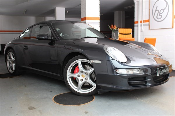 2007 07 PORSCHE 997 CARRERA 2 COUPE MANUAL 6