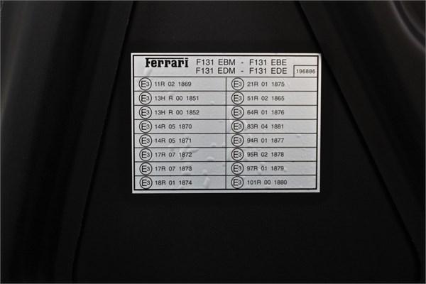 2007 57 FERRARI F1 430 SPIDER 10