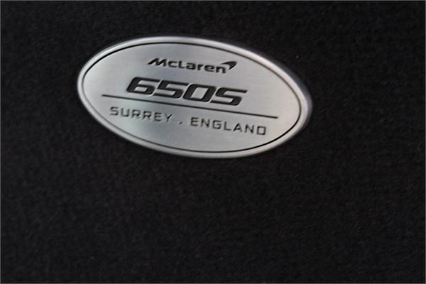 2015 15 MCLAREN 650S SPIDER 11