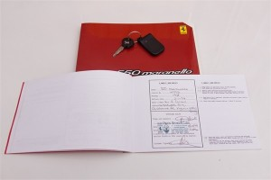 1997 R FERRARI 550 MARANELLO 9