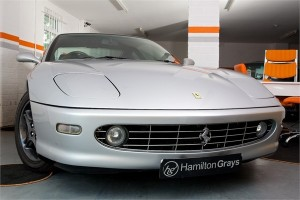 1999 V FERRARI F456M GTA COUPE AUTOMATIC 1