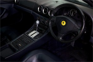 1999 V FERRARI F456M GTA COUPE AUTOMATIC 3